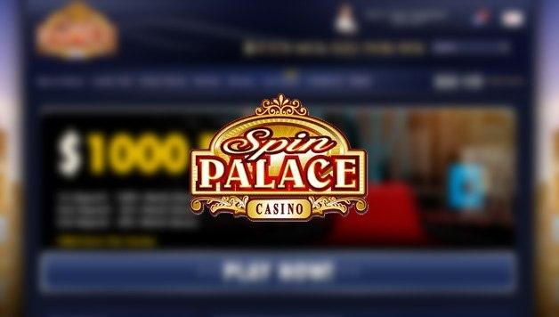 Spin Palace Flash Kasino